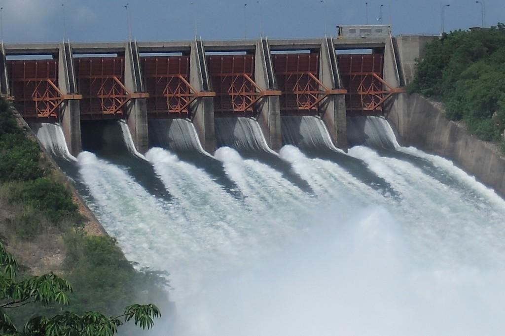 Akosombo Dam Lake