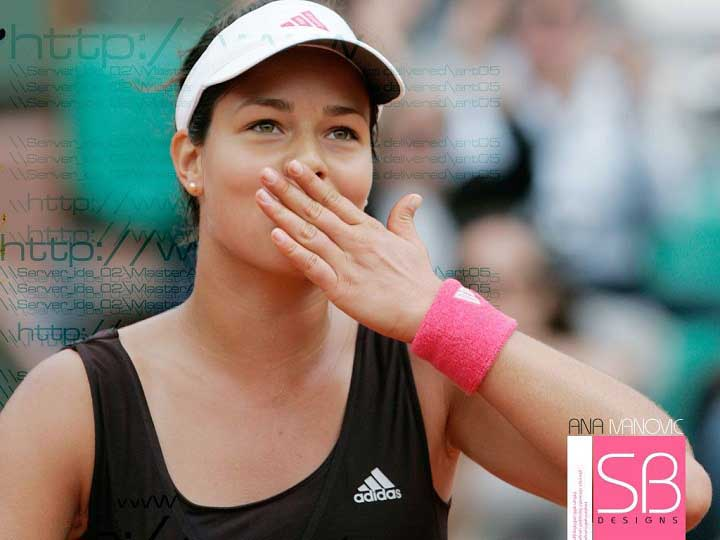 Ana Ivanovic hot wallpapers