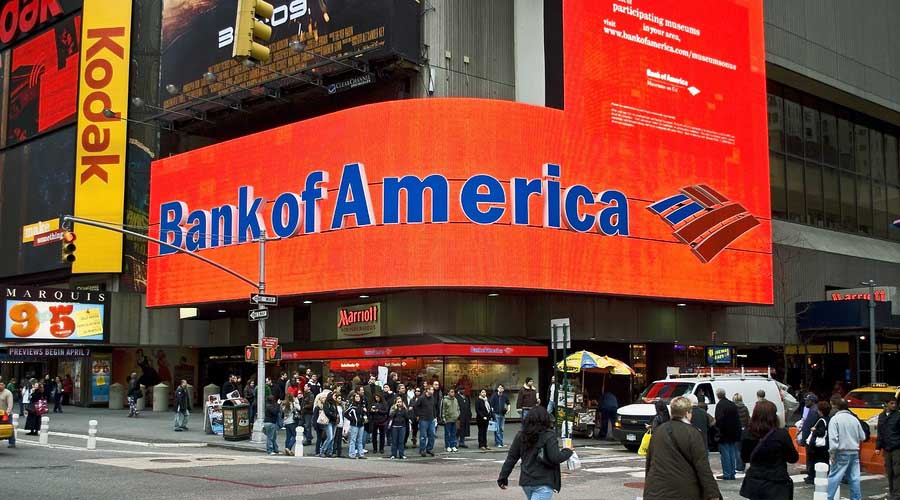 BANK OF AMERICA, UNITED STATES