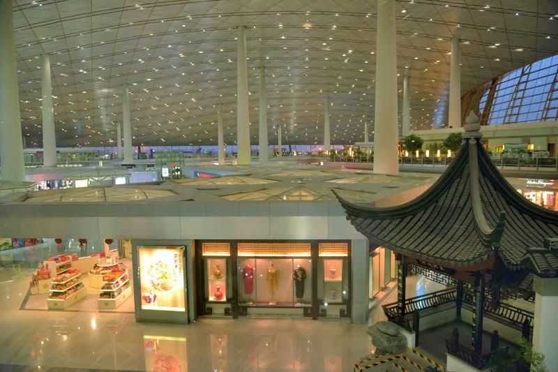 Beijing Capital International Airport china