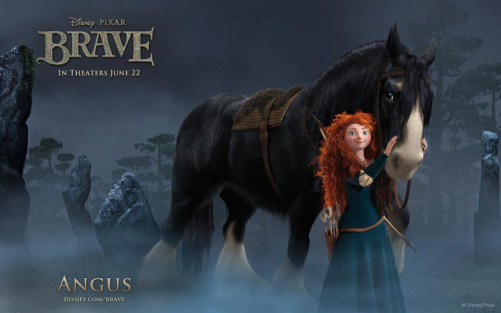 Brave 2 animation movie