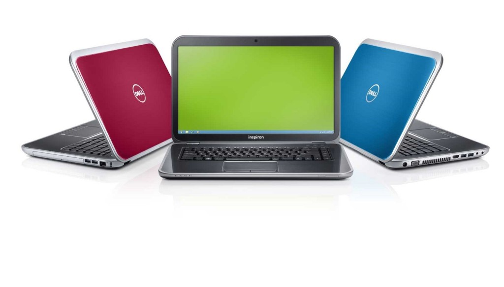 Inspiron 15R Notebooks with SWITCH by Design Studio Lids