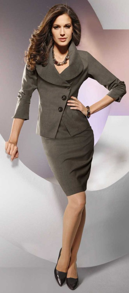 Great business suit for women