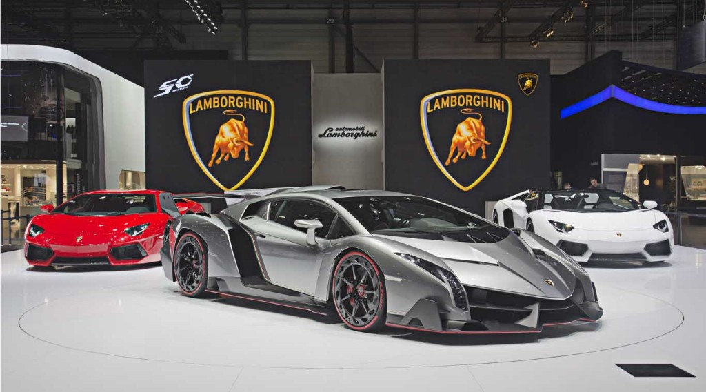 Lamborghini Veneno A Bull that Kills