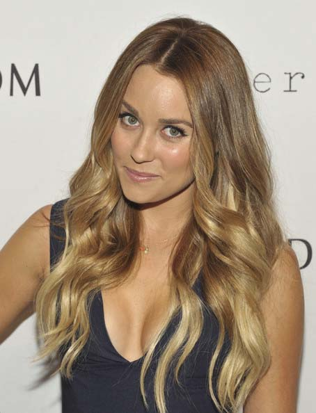 Lauren Conrad long hair
