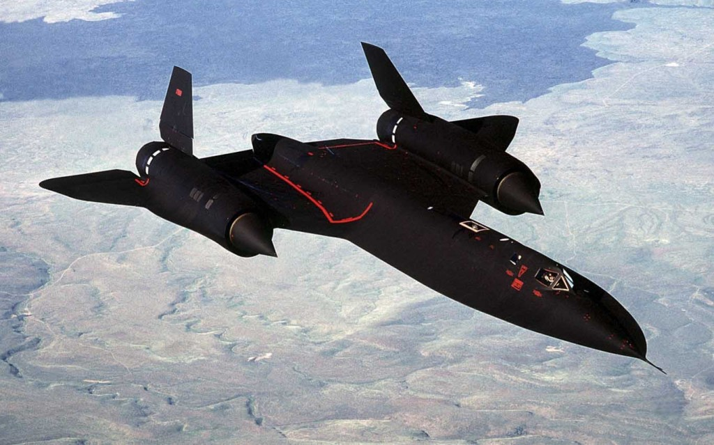 Lockheed sr 71 black bird HD