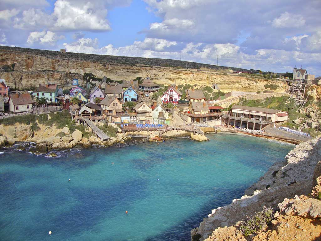 Malta Island Maltese