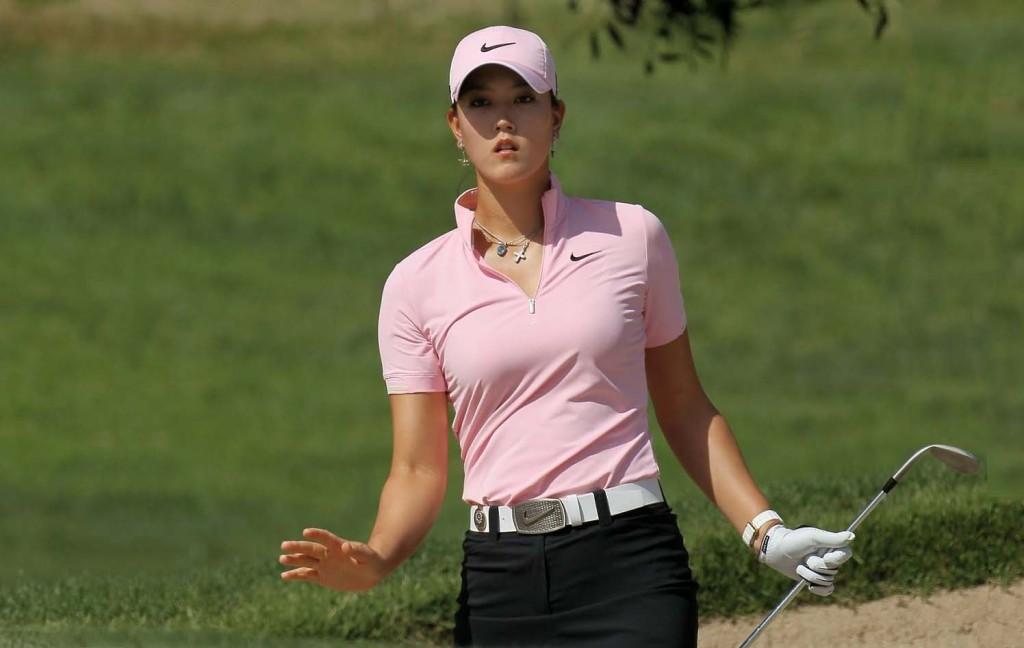 Michelle-Wie golfer korea