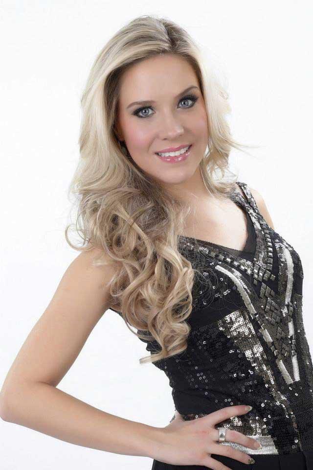 Miss Karolien Termonia belgium