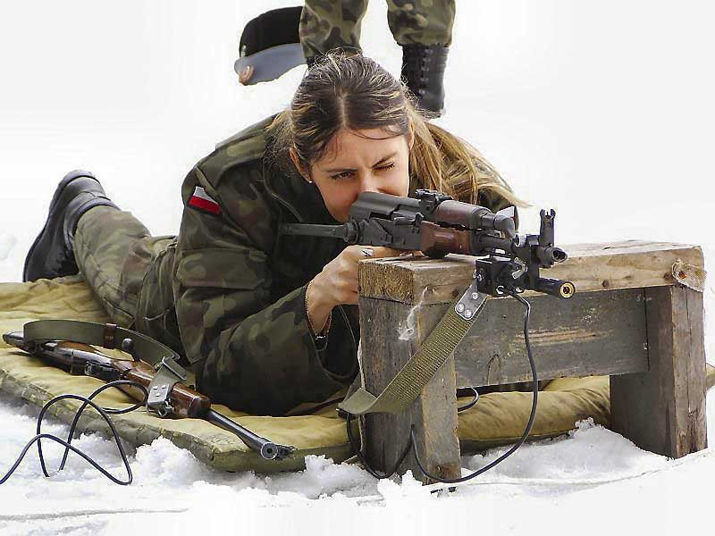 Polish Army female