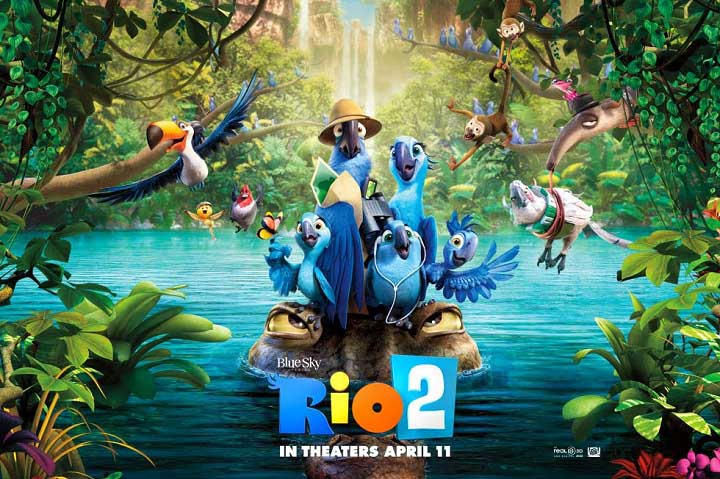 Rio 2 wall papers