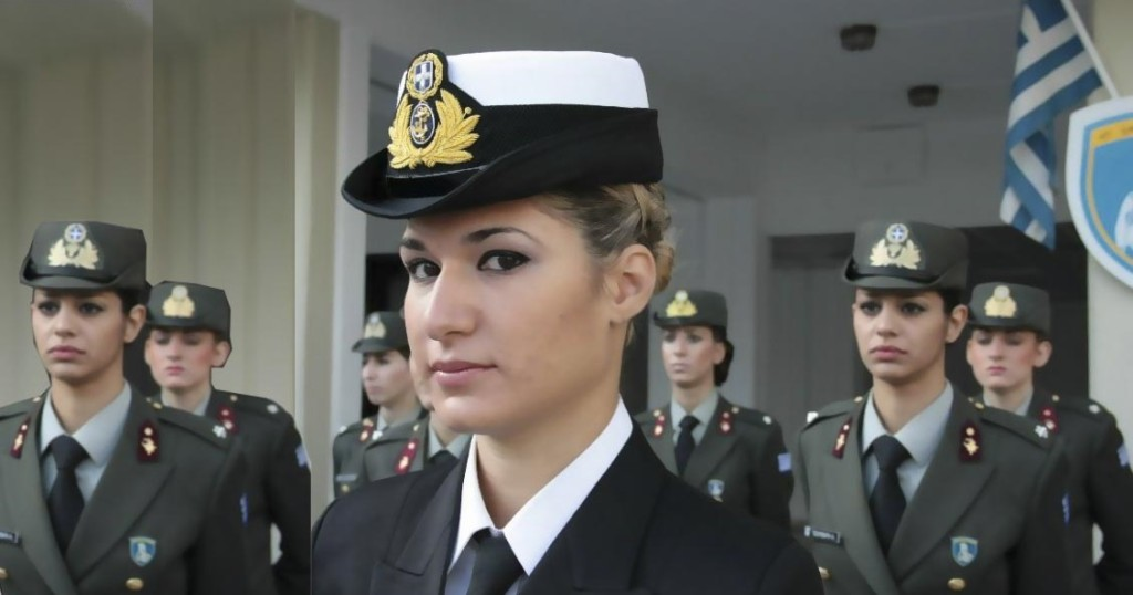 Romanian Army female hot cute sexy