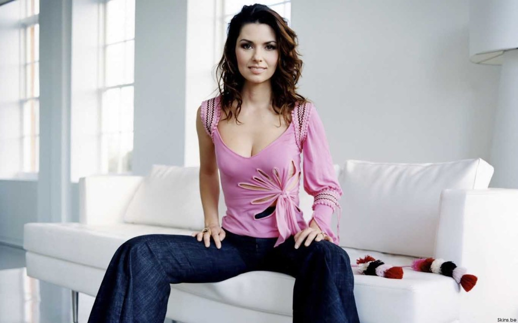Shania Twain hot hd sexy