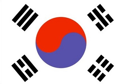 South-Korea flag
