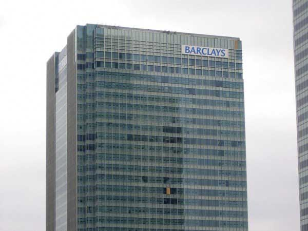 THE BARCLAYS GROUP, UNITED KINGDOM