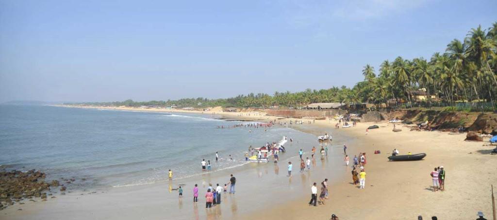 Varca Beach, Goa