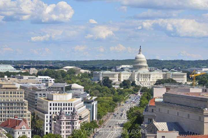 Washington capital of United States