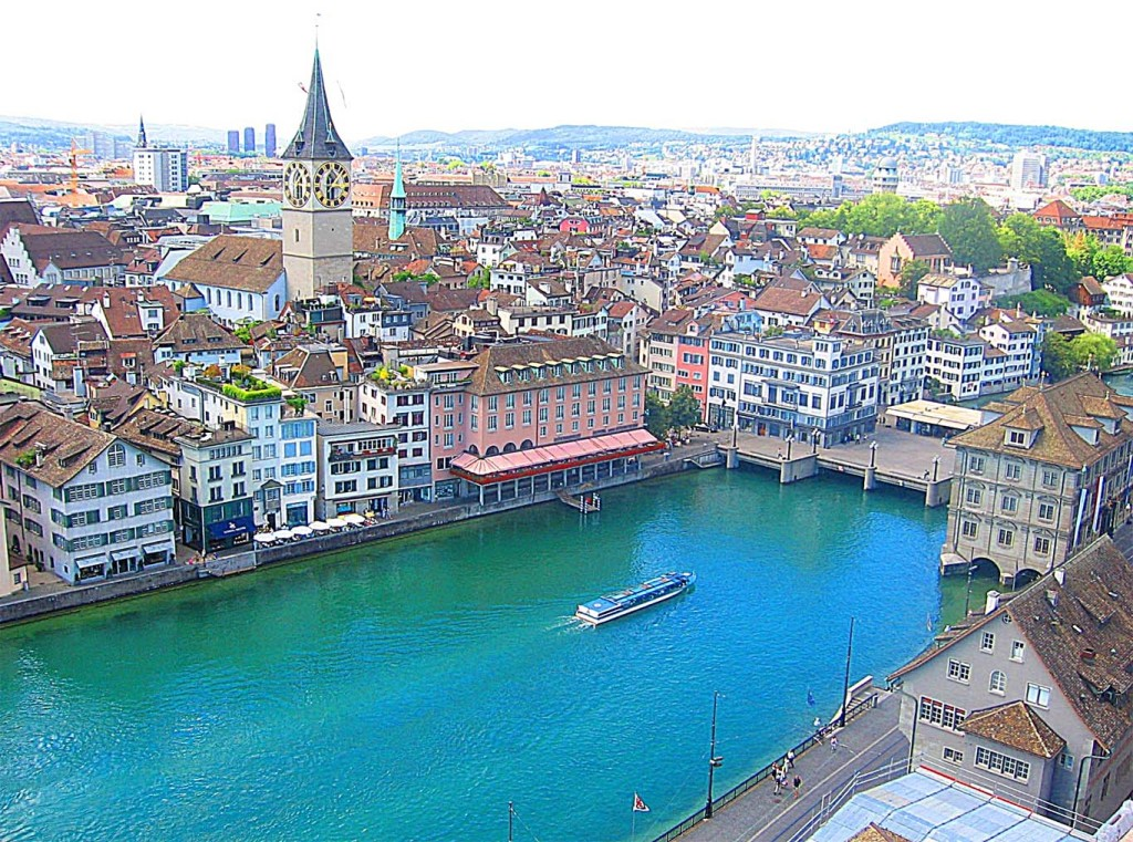 Zurich Switzerland