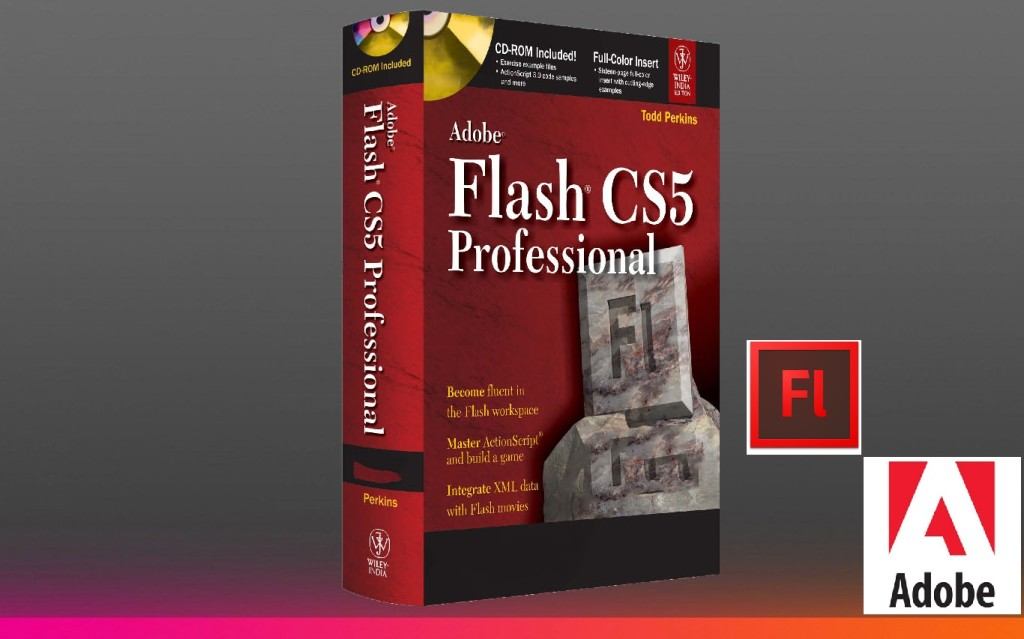 adope flash cs5