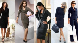 Top 10 Business women Attire 2014