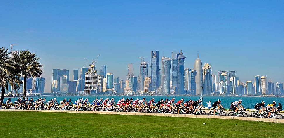 Cycling Tour of Qatar