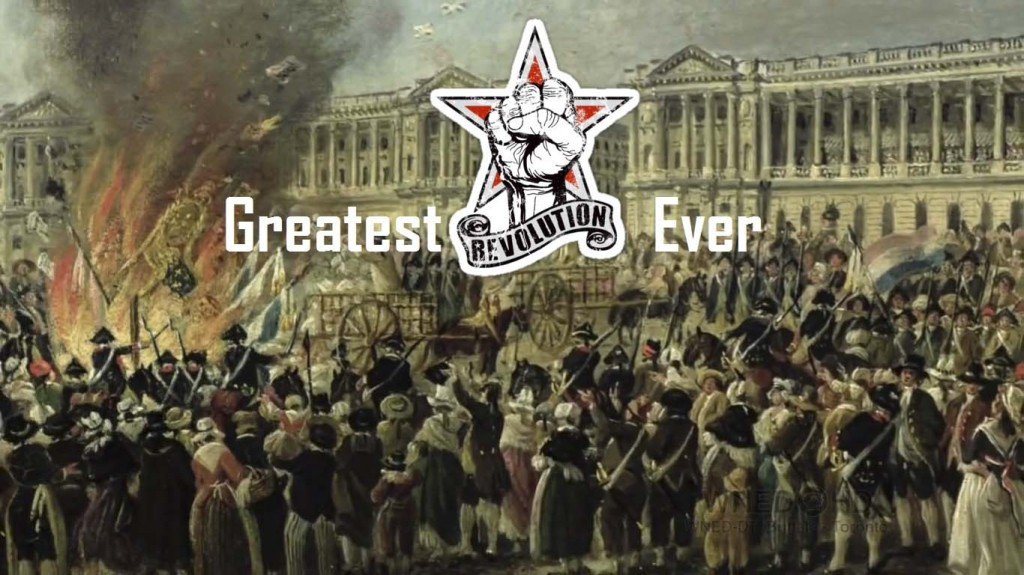 greatest REVOLUTION