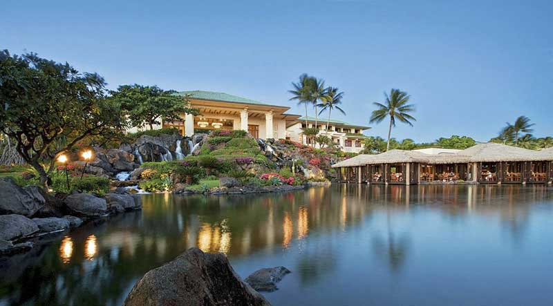 hawaii honey moon