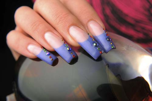 hot cute sexy manicures