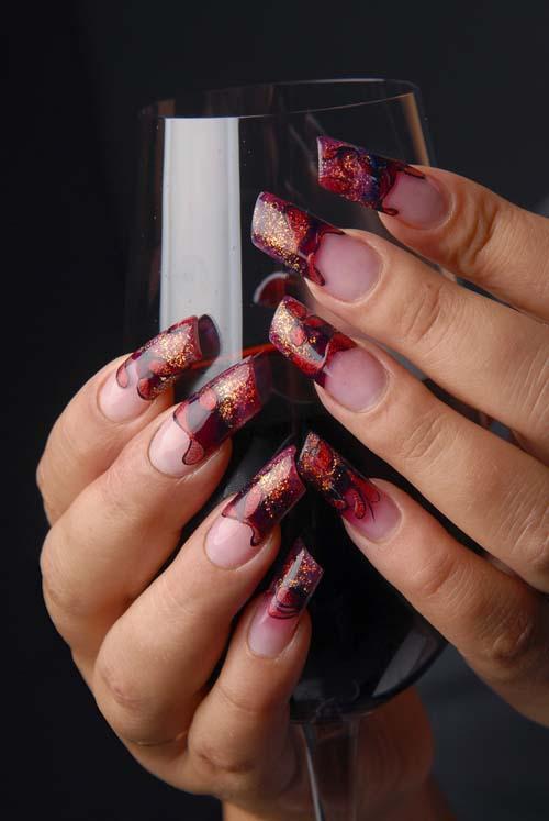 hot cute sexy nails