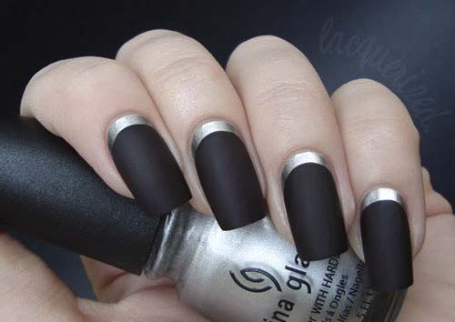 how to put Ruffian-Matte-Nails