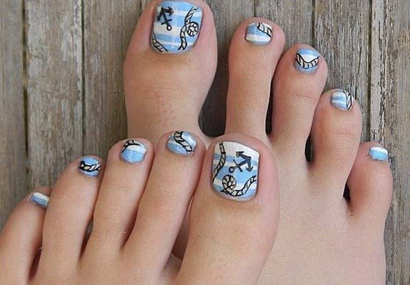 toe-nail-designs-for-short-nails hot sexy