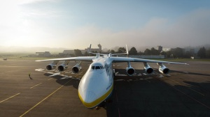 Worlds Biggest Aircraft An-225 Mriya
