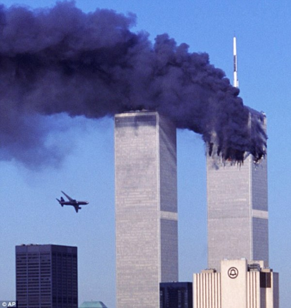 911 flights crash