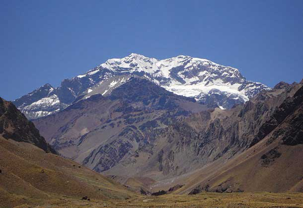 Aconcagua mountain pictures