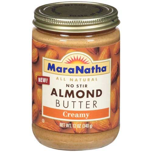 Almond Butter for health and fitness