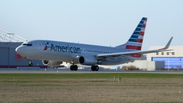 American Airlines Flight crash
