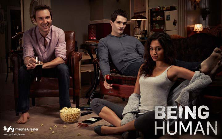 Being Human UK tv series