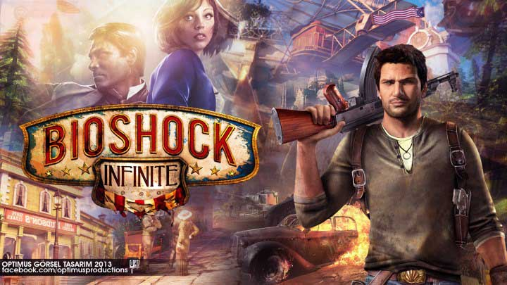 Bioshock Infinite images pictures wallpapers