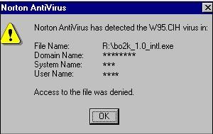 CIH virus