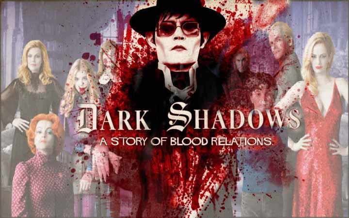 Dark Shadows tv series