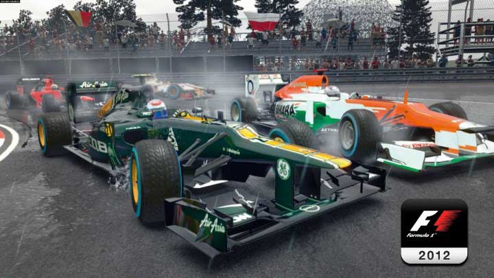 F1 2012 wallpapers