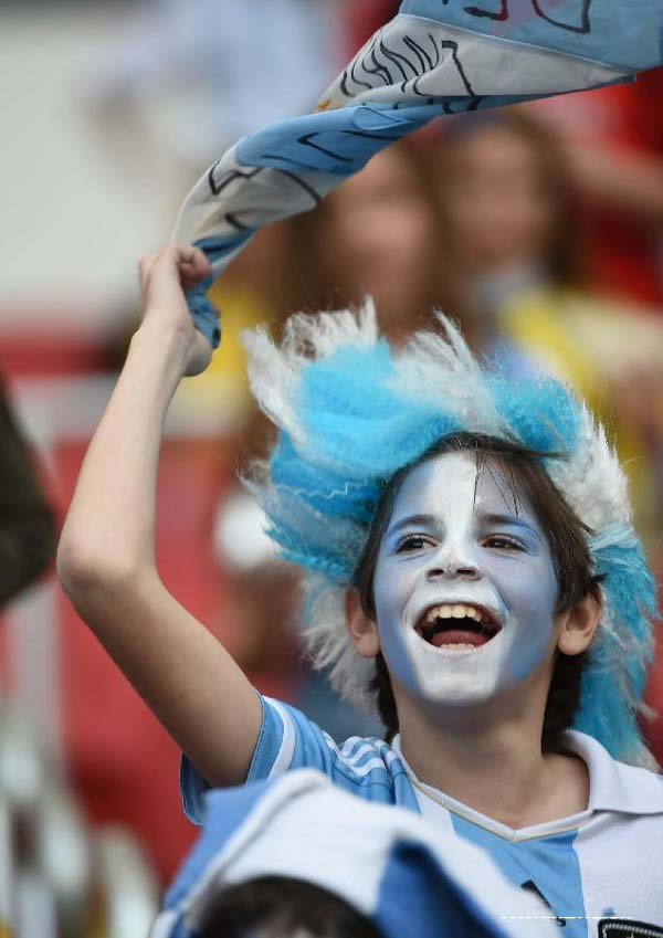 FIFA World Cup argentina fan