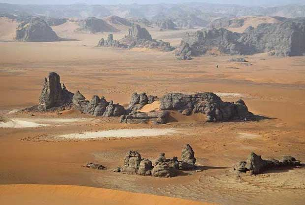 Great Victorian desert