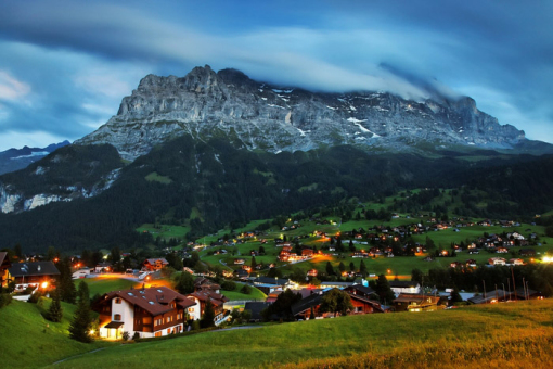 Grindelwald Switzerland pictures