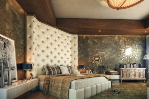 Headboard-Luxurious-Bedroom