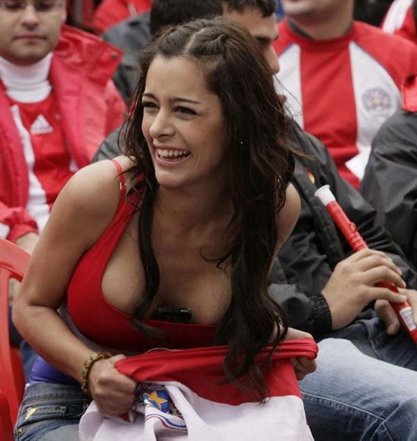 Hottest-fans-of-the-FIFA-2014-World-Cup-sexy cute hot beautiful gorgeous