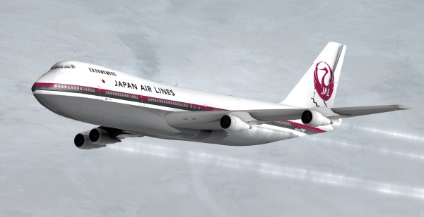 Japan Airlines Flight crash 1985