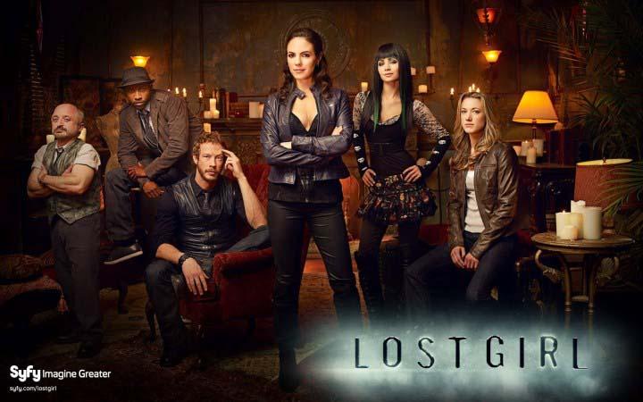 Lost Girl tv series
