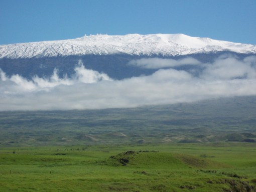 Mauna Kea mountain pictures