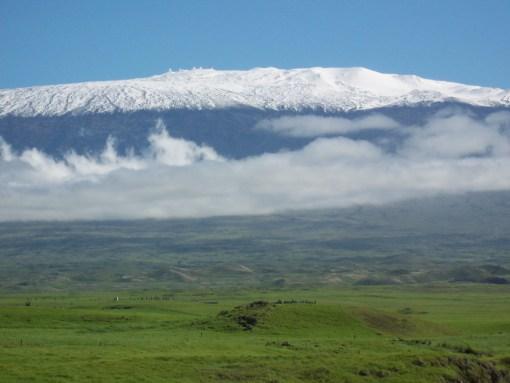 Mauna Kea mountain pictures